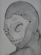 ハサン描いてみました。