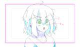 【アニメ原画風】唯【けいおん】