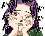 大丈夫よ、康一くんは・・・あぁん♥由花子が教育してあげる・・・