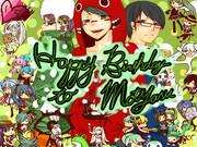 HAPPY BIRTHDAY TO MOTYASU
