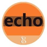 スタンプ echo を取得しました