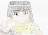絢辻さんを模写してみたー。
