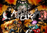 Master of the generation cup 告知イラスト
