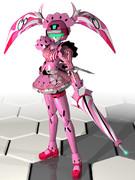 """TF-14  DLC Color """"Sakura"""""""