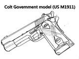U.S.M1911 コルト・ガバメント