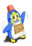 【GIFアニメ】 キーアペンギンなのです~ [碧の軌跡ネタバレ?]