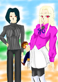 アイリと舞弥とコトミー