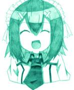 【シャーペン】秀吉(バカテス)【模写】