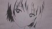 七咲を模写してみた。