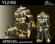VL2-002 SPIEGEL -general mode-