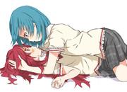 さやかと杏子