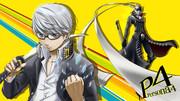 【PC壁紙用】 鳴上 メガネ有りVer &イザナギ