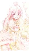 【ラフ】ピーチ姫(26)