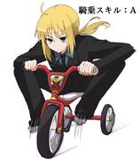 騎乗スキル:A
