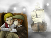 幽霊船に乗って