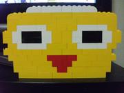 LEGOで作ったコブン