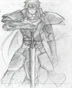漆黒の騎士様