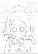 【俺色で】白菜たん描きまくった【ほんわか風】