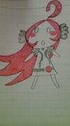 MIKIちゃん描いてみた
