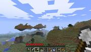 【Minecraft】本日のらぴゅた1