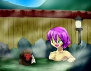 今日はいい風呂の日
