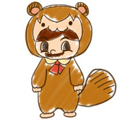 【FF11】 タヌラスーツ