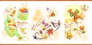 Pokémon Christmas 3variation!!