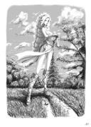 草原の剣士