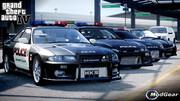 【GTA4】 POLICE ① 【MOD改造】