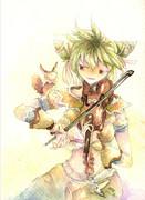 ヴィオラを奏でるビオラ