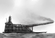 超々巨砲戦艦