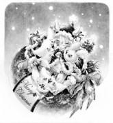 子ヤギと少年のクリスマス