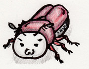 しゃきーん虫