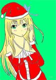 星奈 クリスマスver