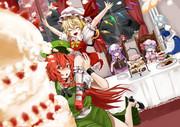 紅魔館ケーキパーティー