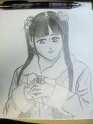 【渡辺麻友】まゆゆをシャーペンで描いてみた