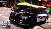 【GTA4】 BMW Alpina B7 POLICE② 【MOD改造】