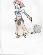 鉄球系魔法少女