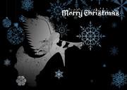 クリスマスカードTypeA