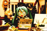 【初音ミク】パーリナイ【PV未収録シーン】「汚部屋」
