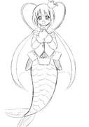 人魚姫さやかちゃん