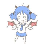 吸血鬼みおちゃん