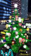 クリスマスだばぁツリー