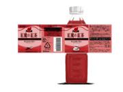 紅魔の紅茶 ラベルデザイン