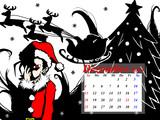 戦勇。魔族カレンダー!12月