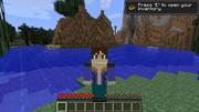 【Minecraft】バナージ・リンクス【スキン全体像】