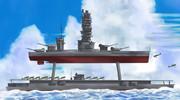 設計班「航空戦艦!!」  艦長「!!!」