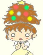 クリスマスぽぷら