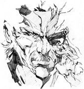 MGS4 ソリッド・スネーク (OLD SNAKE)