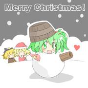 地の底から、メリークリスマス!